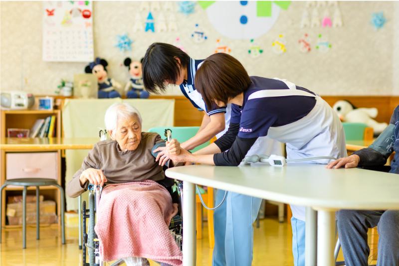 特別養護老人ホーム ひめさゆり荘